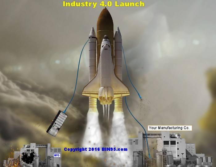 Industry4-0-Launch